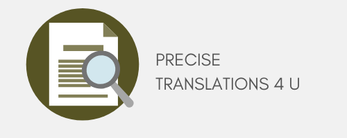 PreciseTranslations4u Ltd
